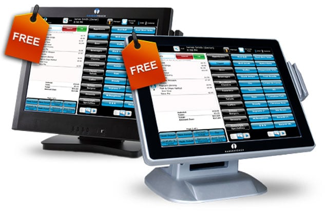 Harbortouch Free POS Software and Hardware Systems