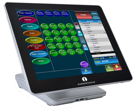 Harbortouch QSR POS For Quick Service Restaurants