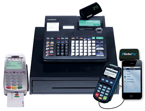 Harbortouch Cash Register and Payment Systems