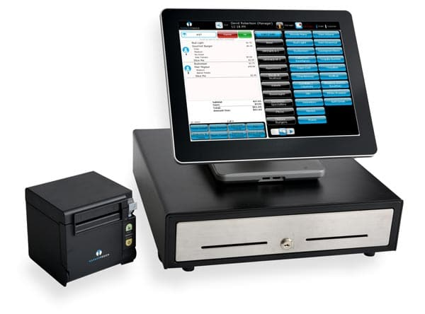 Harbortouch Bars and Restaurant Smart POS System (sPOS)