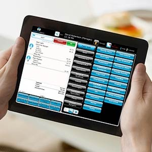 Harbortouch Tableside iPad POS System for Restaurants and Bars