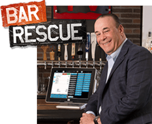 Jon Taffer from Bar Rescue endorses Harbortouch