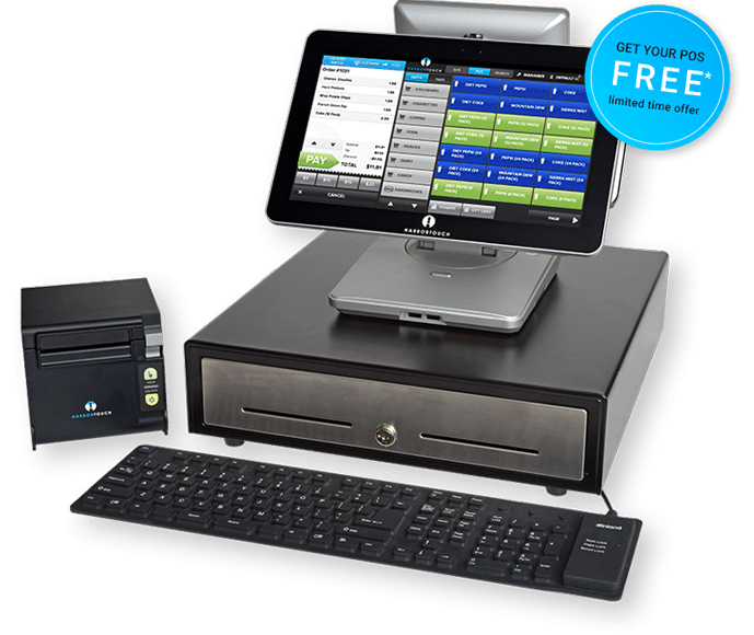 Harbortouch Echo POS - POS System for Small Business