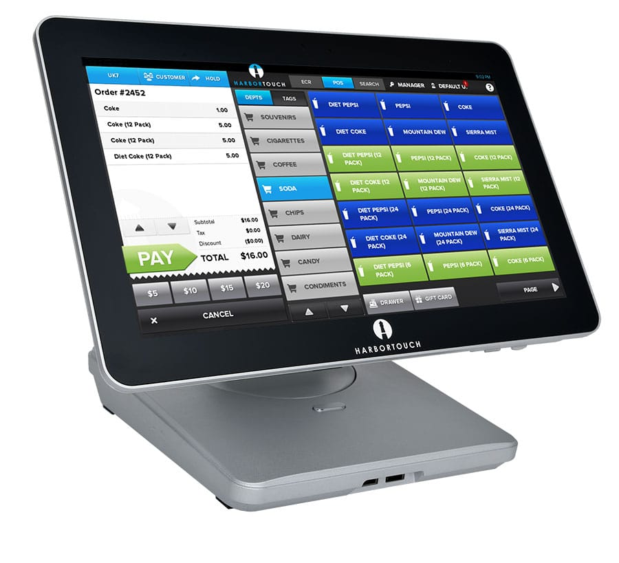 Harbortouch Echo Point of Sale System for Small Business