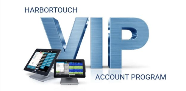 Harbortouch VIP Account Program