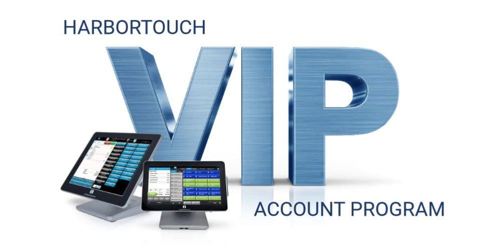 Harbortouch VIP Account Program
