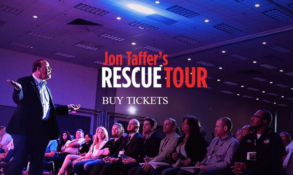 Jon Taffer Rescue Tour Buy Tickets