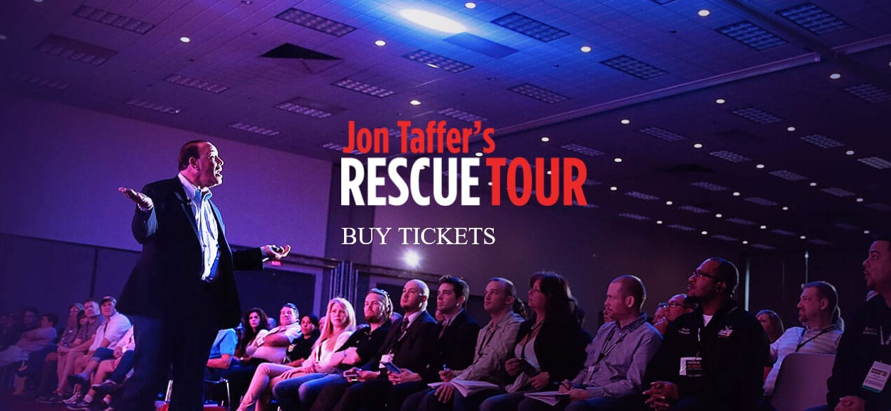 Jon Taffer Bar Rescue Tour