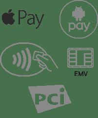 Cash Register Payment Options