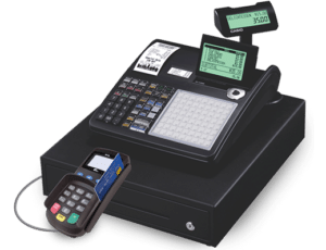 Cash Register - Free Casio ECR