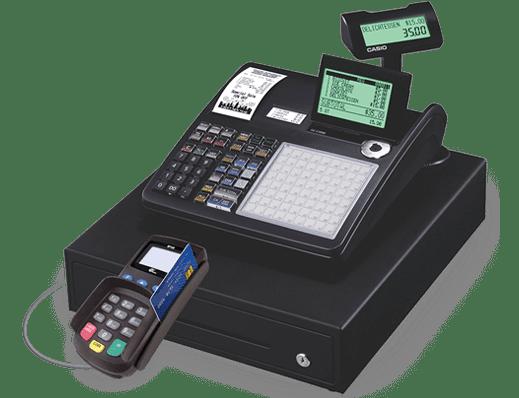 Cash Register - Free Casio ECR