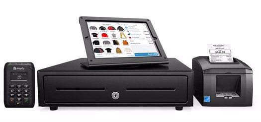 Shopify POS Hardware and Software