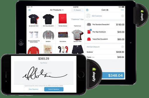 Shopify International POS System