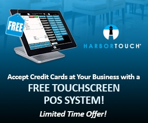 Harbortouch Free POS System Offer