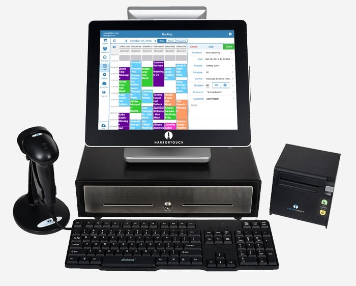 Harbortouch Salon and Spa - Complete Salon POS System