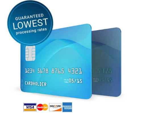 Credit Card Processing Services - Lowest Rates
