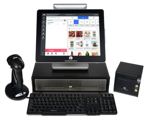 Harbortouch Checkout Pos System For Retail Stores No