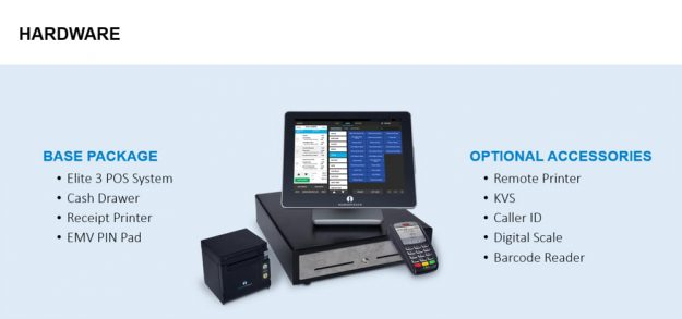 Harbortouch Bar & Restaurant (HBR) POS