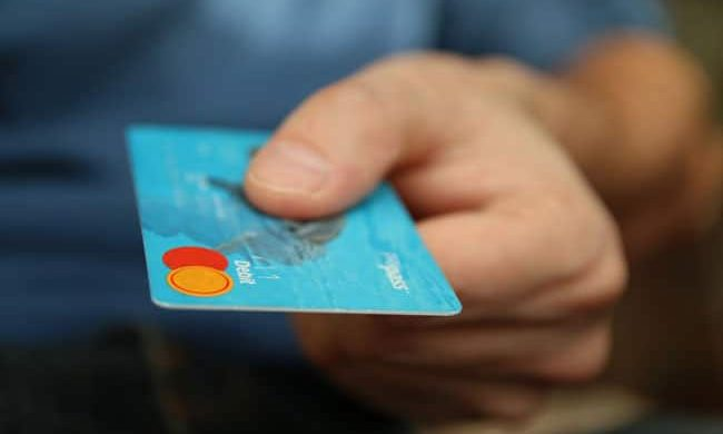 New Credit Card Live Within Means