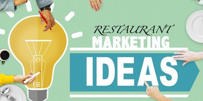Digital Marketing Ideas for Restaurants