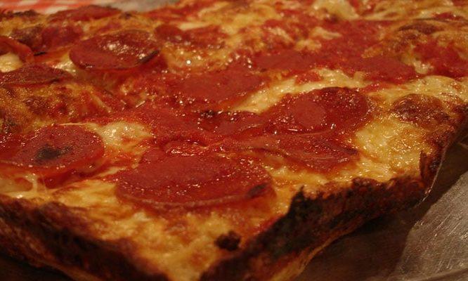 Best Detroit Deep-Dish Pizza